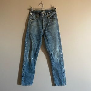 Citizens of humanity high rise Liya jeans
